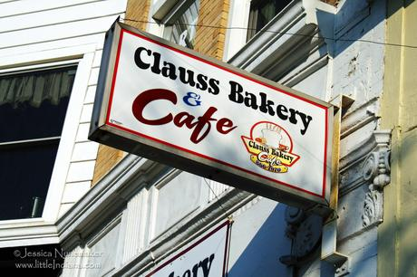 Clauss Bakery and Cafe in Rensselaer, Indiana