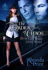 The Order Of Chaos Giveaway Winner