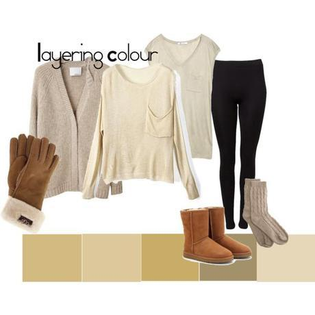 Layering Colour