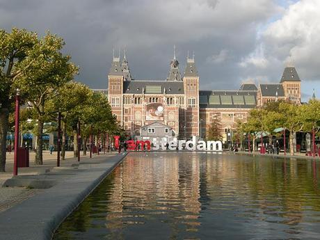 I Amsterdam Paperblog
