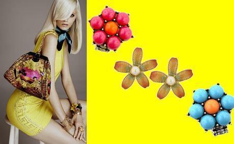 YELLOW1Fashion Powerhouse: Versace and H&M Unite!