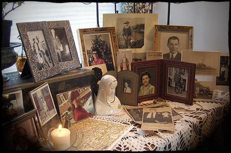 The Ancestor Altar