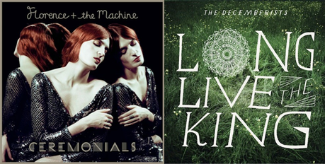 headerflo FLORENCE + THE MACHINE, THE DECEMBERISTS [WEEKS TOP RELEASES]