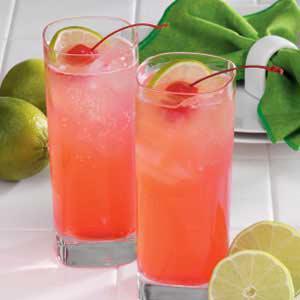Cherry Vanilla Limeade