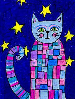 Pattern Cat