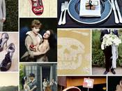 Have Perfect Halloween Wedding with Twilight Theme