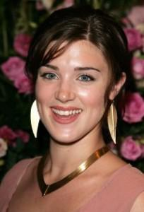 Lucy Griffiths who will play Nora the vampire in Season 5 of HBO's True Blood