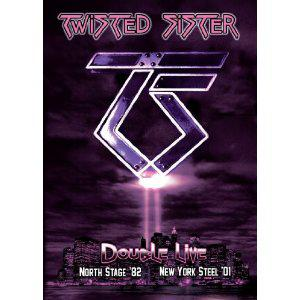 Twisted Sister - Double Live DVD/Live At the Marquee CD