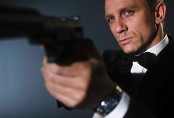 New James Bond