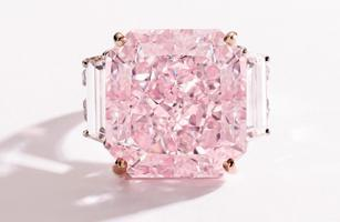 Sotheby's to Auction Magnificent Golconda Diamond