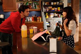 New Girl 1x04: Naked