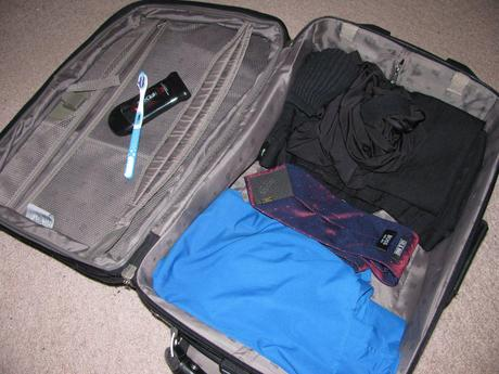 The World's Smallest Packing List?