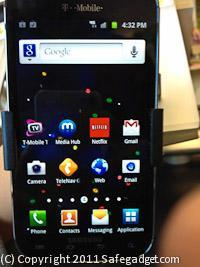 Android Smartphone,Samsung Galaxy 2, T-Mobile