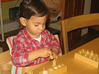 Montessori Activities for Toddlers(4)
