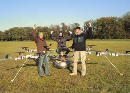Amazing An Electric Multicopter 3