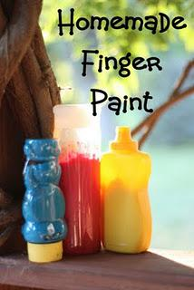 Friday Finds: Finger Painting