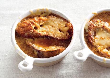 French Onion Soup from Bon Appetit