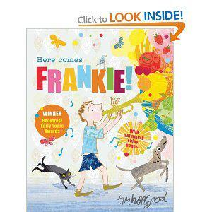 Book Sharing Monday:Here Comes Frankie