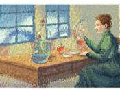 Google Doodle Commemorates Marie Curie 144th Birth Anniversary