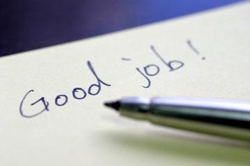 Recognition at Work – Are you giving it where it is needed? – 10 tips for Leaders