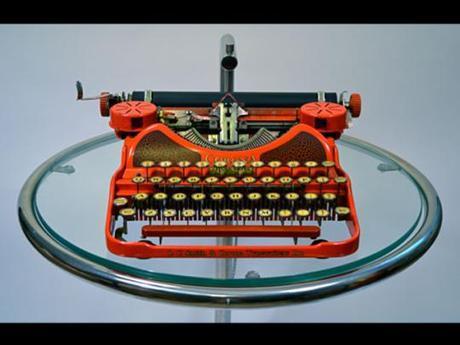 1924 Smith Corona 4-bank typewriter