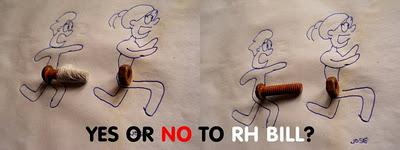 REPRODUCTIVE HEALTH (RH) BILL Yes or No?