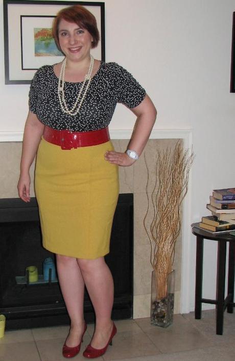 Fashionable Thoughts: In Kari's Wardrobe