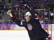 Hockey Beats Russia Shootout,TJ Oshie Instantly Becomes Folk Hero.