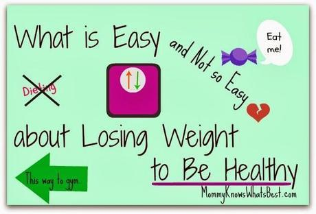 What's Easy (and Not So Easy) about Losing Weight to Be Healthy