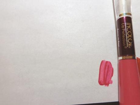 Worst Lip product EVER!!!! Review and Swatches: Incolor Lip Perfection gloss 234