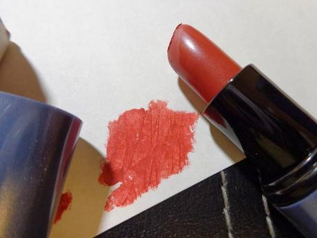 Review and Swatches: FACES Cosmetics Lip Color in 11( Natalia) and 330 (Catherine)