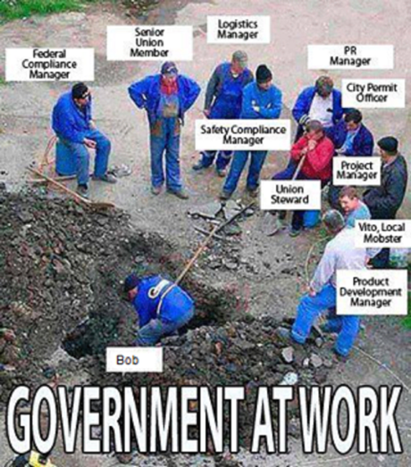 govt at work