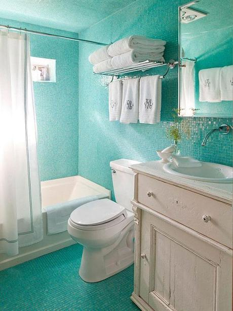 How To Make A Small Bathroom Look Ger With Tile Design Ideas