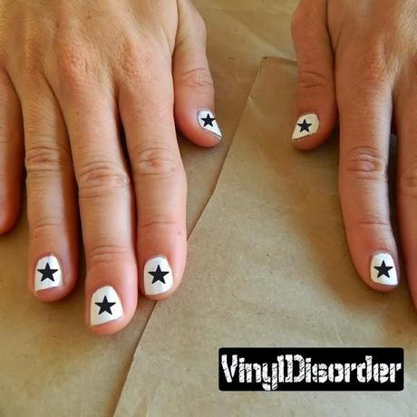 DIY: Create Your Own Unique Nail Art with Vinyl Disorder's Nail Decals {Review}