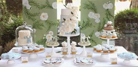 beautiful wedding cake tables beautiful wedding table by cupcake paperblog 11233