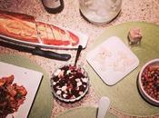 Quinoa Salad with Butternut Squash, Dried Cherries, Pomegranate Pepitas
