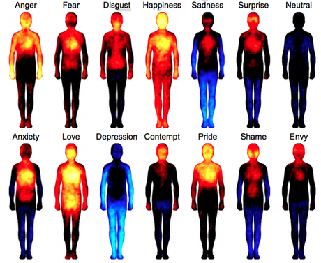 Can you color your emotions?