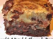 Chocolate Marmalade Cheesecake Brownies