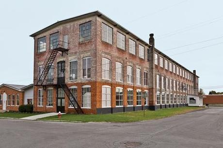 A 19th Century Live Work Factory In New York Paperblog