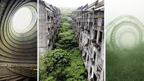 29 Amazing Abandoned Places Around the World - Paperblog
