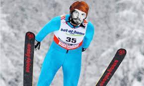lenin ski jump