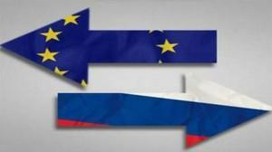 EU-Russia arrows