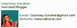 Courtney Gordner | Contributing Author
