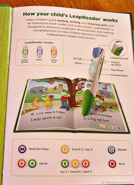 Review leapfrog leapreader reading and writing system paperblog leapreader overview sciox Choice Image