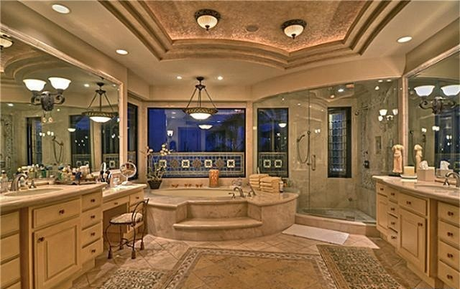 are bathrooms the new home showcase? - paperblog