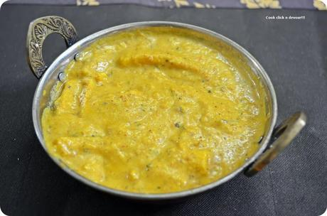 Baby corn masala