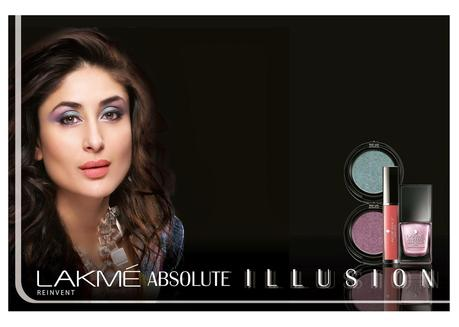 Lakme Absolute Illusion Makeup Range - Products, Price and Pictures