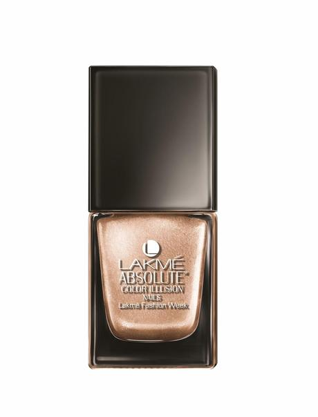 Lakme Absolute Illusion Makeup Range - Products, Price and Pictures - Nail Paints