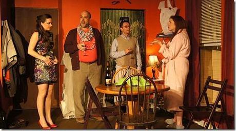 Review: Happy (Redtwist Theatre)
