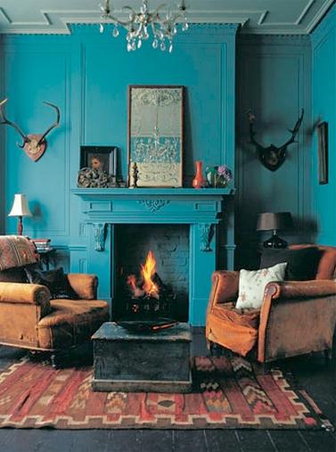 Fireplace Inspiration Paperblog